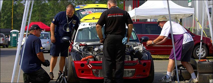 EuroHaus Race Track Race Prep Service