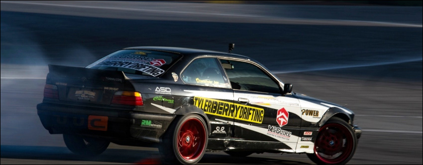 BMW Repair EuroHaus Drift Car Tyler Berry
