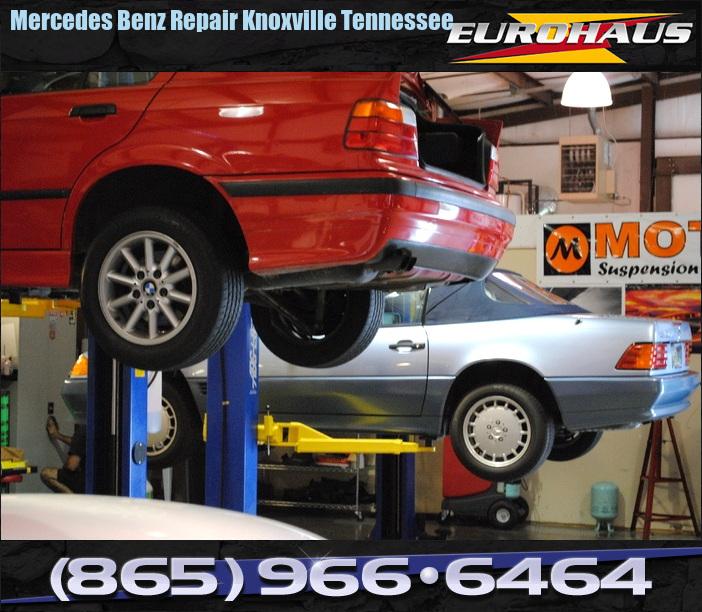 EuroHaus MotorSports Mercedes Benz Repair Knoxville ...