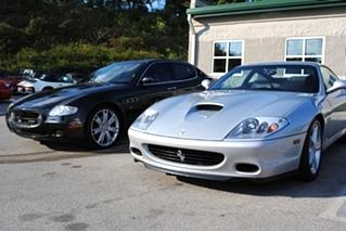 Ferrari Repair Knoxville TN