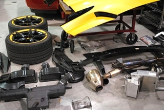 Lamborghini Repair Knoxville TN