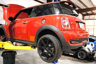 Mini Cooper Repair  Knoxville Tennessee