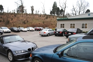 BMW  E90  Repair - Knoxville, Tennessee