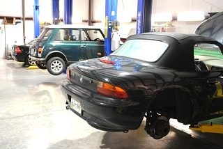 BMW Repair - Intake Gasket Replacement