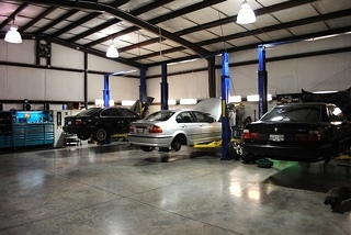 BMW 745 Turbo Repair - Knoxville, Tennessee