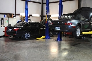 BMW X5 Service and Repair - Knoxville, Tennessee