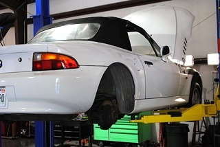 BMW 325 XI Repair Knoxville, Tennessee