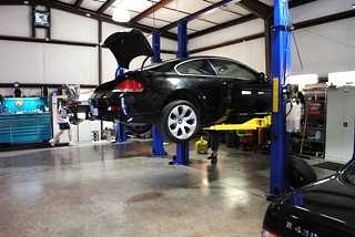 BMW M5 Repair and Maintenance - Knoxville TN
