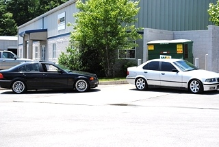 BMW Service and Repair  Window Tint Service - Knoxville, Tennessee