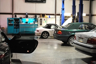 BMW Detail Service - Knoxville, Tennessee