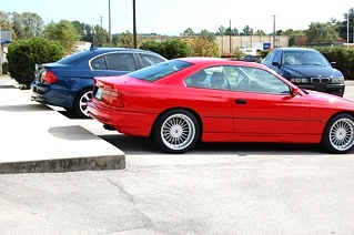 BMW 8 Series Repair - Knoxville, Tennessee