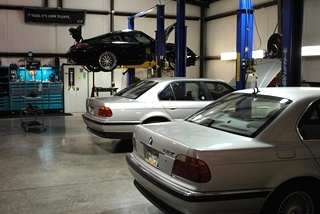 BMW M3 Service and Performance Upgrades - Knoxville, Tennessee