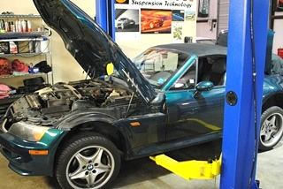 BMW Race Car Prep and Support - Knoxville, Tennessee
