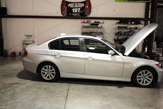 BMW M5 Repair - Knoxville TN