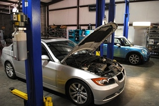 BMW 8 Series Service and Maintenance - Knoxville TN