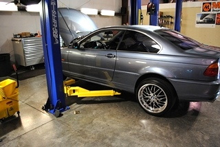 BMW General Maintenance and Repair - Knoxville, Tennessee