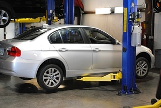 BMW Brake Changing Service  - Knoxville TN