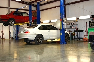 Z4 BMW Repair - Knoxville, Tennessee