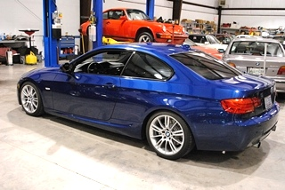 BMW M Repair - Knoxville TN