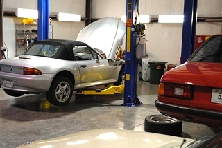 BMW Oil Service - Knoxville TN