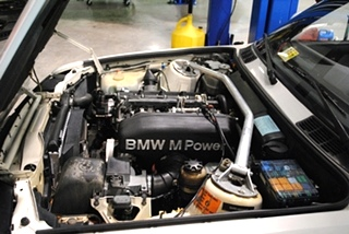 BMW 840 CI Service and Repairs  - Knoxville, Tennessee