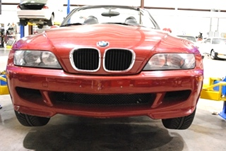 BMW E46 Repair and Service - Knoxville, Tennessee