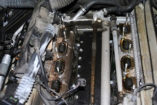 BMW  Valve Cover Gasket Replacement