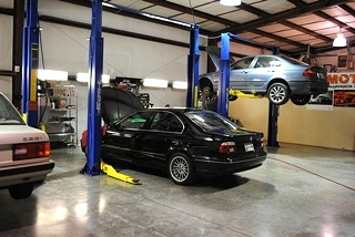 BMW General Service and Maintenance - Knoxville, Tennessee