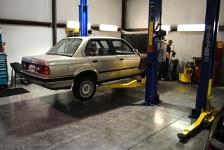 BMW Oil Service  - Knoxville, Tennessee