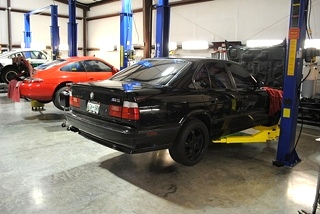 BMW 3 Series Convertible Repair - Knoxville TN