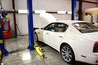 Maserati  Service and Repair Knoxville Tennessee