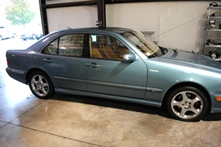 Mercedes Benz Repair Knoxville Tennessee