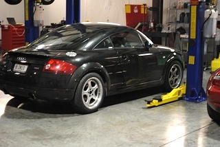 Audi Repair  Knoxville Tennessee