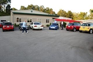 Mini Cooper Club Events