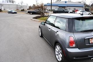 Mini Cooper  Sold