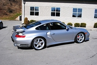 Porsche  996 Turbo SOLD