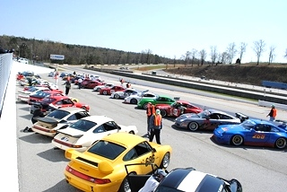 Porsche Club Events