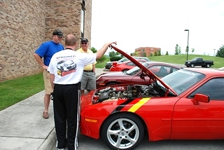 2010 PCA  Concours Sponsored By EuroHaus MotorSports