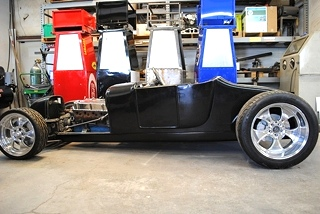 1927 T-Roadster   SOLD
