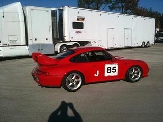Porsche Race Prep Service Knoxville TN