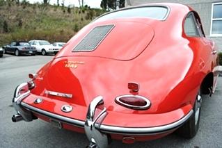 Porsche 356 Service Restoration and Repair