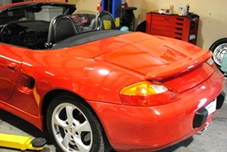 Porsche Water Cooled Service Restoration and Repair Knoxville TN