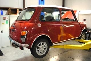 Classic Mini Cooper Repair and Restoration Knoxville TN