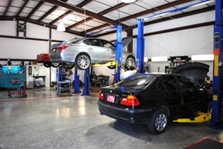 BMW 5 Series Repair Knoxville TN