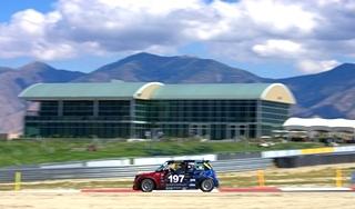 RSR MotorSports Miller MotorSports Park 2010