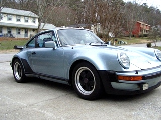 Porsche 930 Turbo SOLD