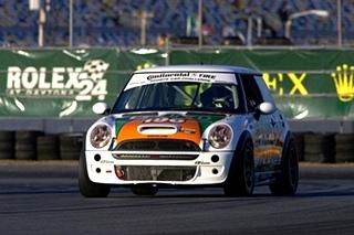 RSR MotorSports MINI Daytona 2011