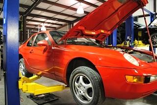 Porsche 968 Repair and Service Testimonial