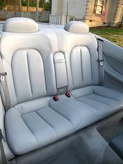 2003 Mercedes Benz CLK Convertible