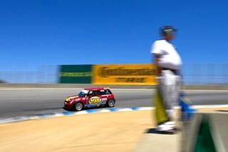 RSR MotorSports Laguna Seca 2011